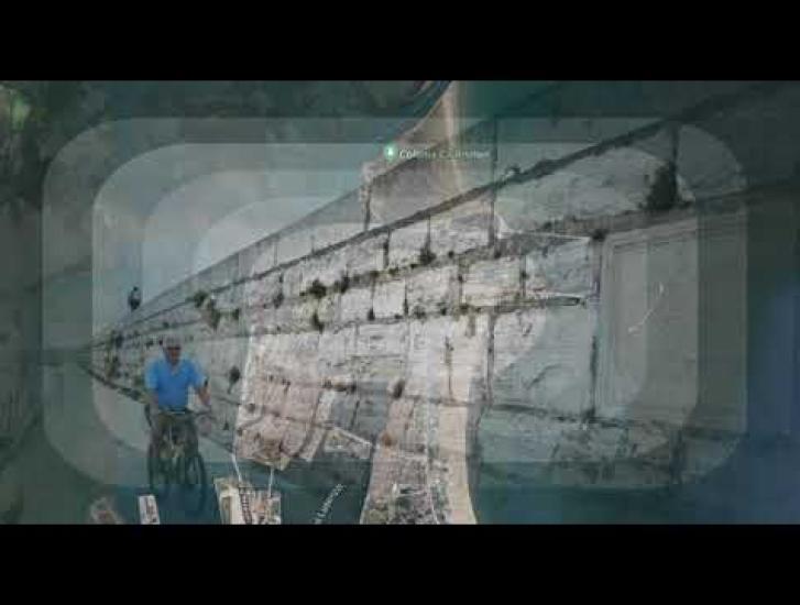 I Murazzi schierati a difesa di Sottomarina