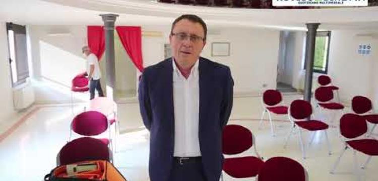 Sergio Severi, candidato sindaco di Canaro Rinasce