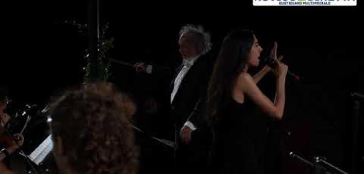 Emozioni con Diego Basso, applausi anche da Facchinetti