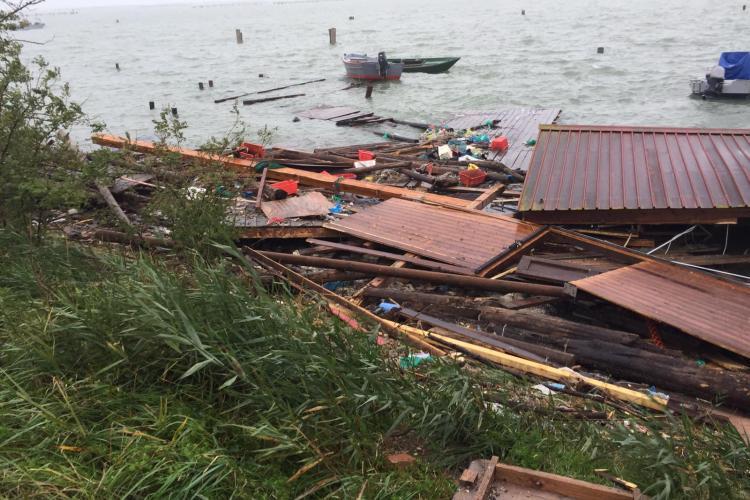 Oltre 2,5 milioni il ristori ai pescatori che han perso le cavane